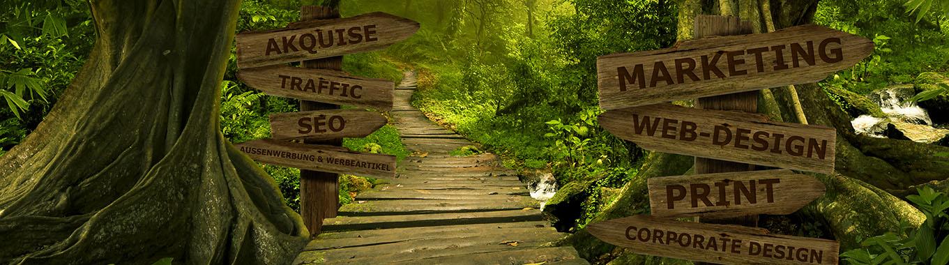 Medien Dschungel klick Werbeagentur, Werbung aus Aurich.